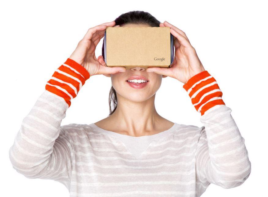 Vrsfoto ti offre Google Cardboard
